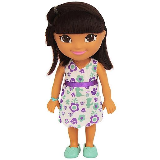 Image of Fisher-Price Dora & Friends Dora Loves Pets Doll