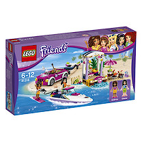 LEGO Friends Andrea's Speedboat Transporter - 41316