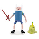 Adventure Time Finn and Slime Princess Figures