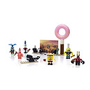 Mega Bloks SpongeBob SquarePants - Post-Apocalypse Figure Pack