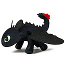 Action Dragons Toothless Soft Toy - First Version