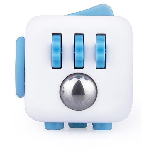 Fidget Cube Original Anti-Stress Toy - Blue By ZURU from TheToyShop