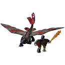 DreamWorks Dragons: Dragon Riders Hiccup and Racing Toothless