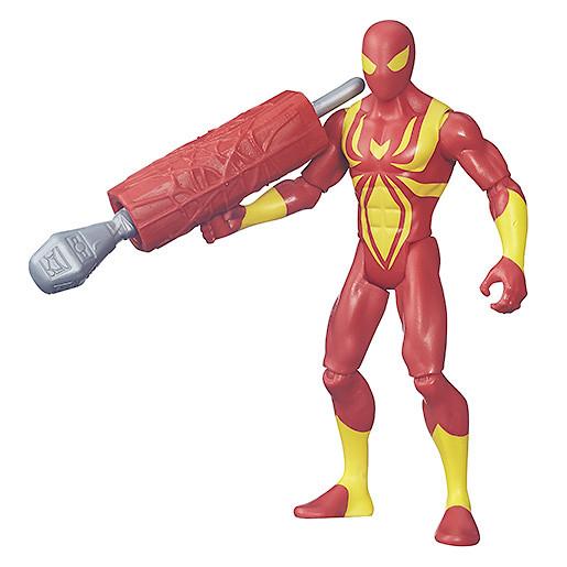 Marvel Ultimate SpiderMan Sinister 6 15cm Action Figure  Iron Spider