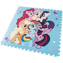 My Little Pony 9 Piece Giant Foam Puzzle