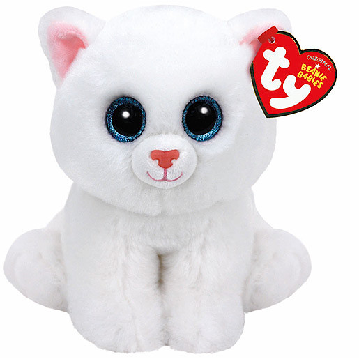Ty Beanie Babies 15cm Soft Toy - Pearl