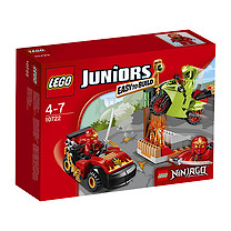 LEGO Juniors Ninjago Snake Showdown - 10722