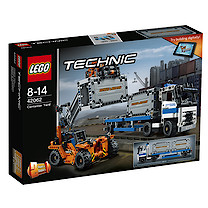 LEGO Technic Container Yard - 42062