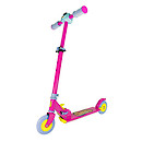 Ozbozz Speedy Folding Scooter - Pink
