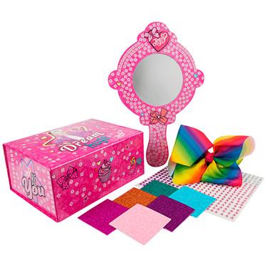 JoJo Bow Mirror Beauty Set
