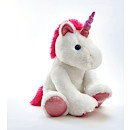 Snuggle Buddies 30cm Super Soft Unicorn Soft Toy (Colours Vary)