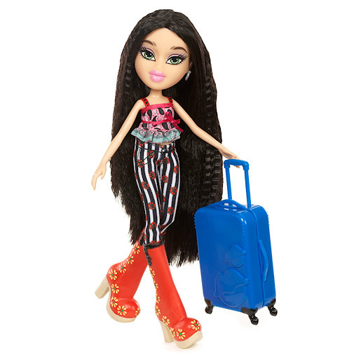 Image of Bratz Study Abroad Doll - Jade to Russia