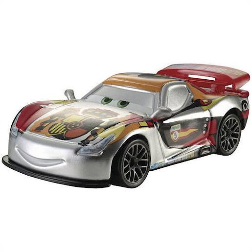 Image of Disney Cars Metallic Finish Series - Miguel Camino Vehicle