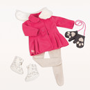 Baby Doll Outfit - Snow Sweet