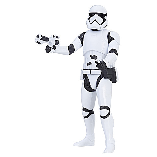 Star Wars First Order Stormtrooper Force Link Figure from TheToyShop