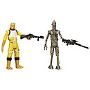 Star Wars Mission Series - Bossk and IG-88 Figures