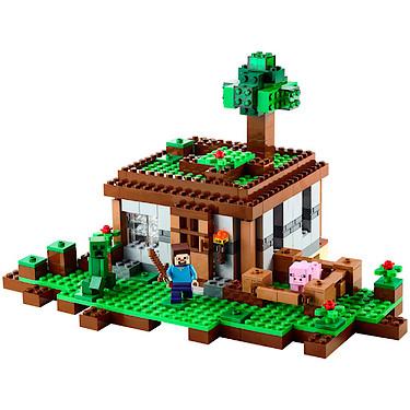 Lego Minecraft The First Night -<br /> 21115