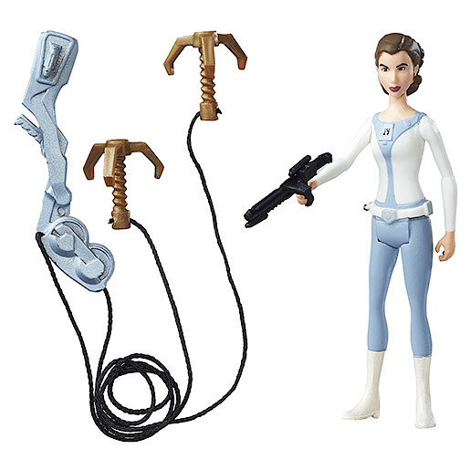 Star Wars Rebels Figure with Accessory - Princess Leia Organa