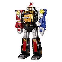 Mighty Morphin Power Rangers Legacy Ninja Megazord