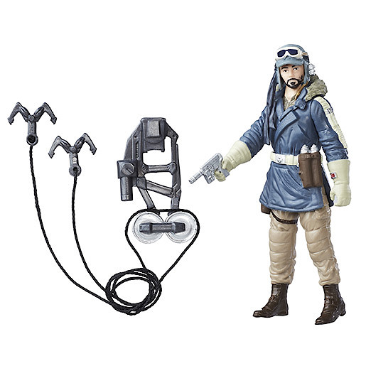 Star Wars Rogue One Figure with Accessory - Captain Cassian Andor (Eadu)