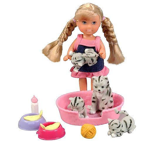 Evi Love Animal Friends Doll (Styles Vary)