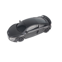 1:24 Remote Control Car - Black Audi R8 GT