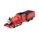 Fisher-Price Thomas & Friends Trackmaster Talking Train James