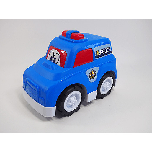 Pre School Vehicle - Police Car