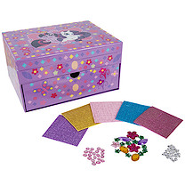 My Little Pony Mosaic Sparkling Jewellery Box
