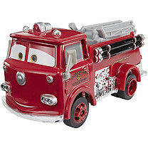 Disney Pixar Cars 3 Deluxe Vehicle - Red