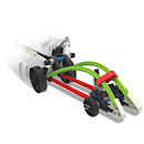 K'NEX Starter Vehicle Rocket Car Building Set