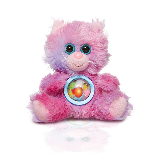 Fluffimals Refill Soft Toy  Cuddly Kitten