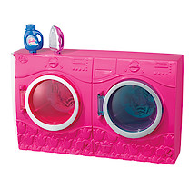 Barbie Laundry Time