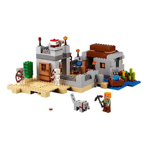 Lego Minecraft The Desert Outpost - 21121
