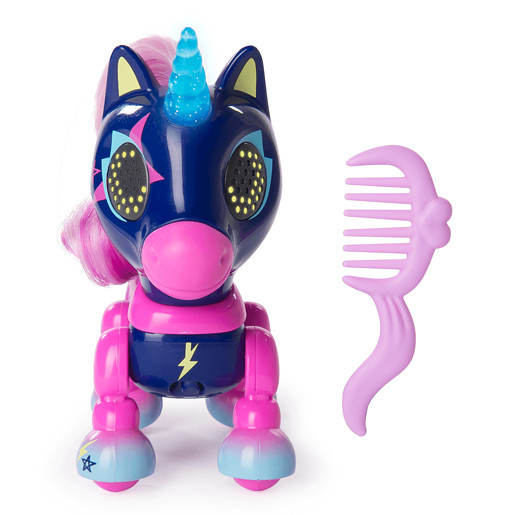 Zoomer - Zupps Tiny Unicorn - Midnight