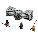 Lego Star Wars TIE Advanced Prototype -75082