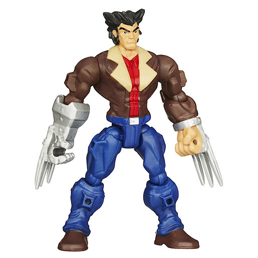 Marvel Super Hero Mashers 15cm Wolverine Figure