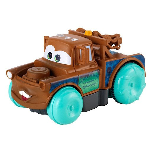 Image of Disney Pixar Cars Hydro Wheels Mater Vehicle