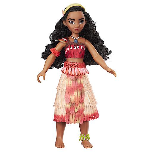 Image of Disney Moana Musical Moana of Oceania Doll