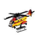 Lego Creator 3-in-1 Cargo Helicopter - 31029