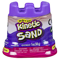 Kinetic Sand Container - Pink