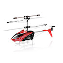 S5 3 Channel RC Helicopter - Red