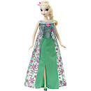 Disney Frozen Fever Singing Elsa Doll
