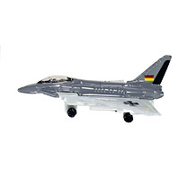 Die-Cast Jet Fighter Plane