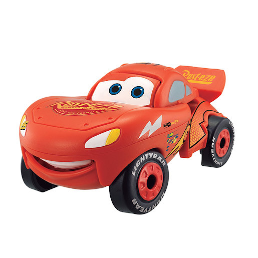 Image of Hatch N Heroes Disney Cars - Lightning McQueen