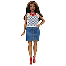 Barbie Fashionistas Doll - Dolled Up Denim