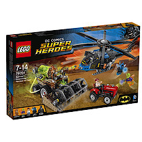 LEGO Super Heroes Batman Scarecrow Harvest of Fear - 76054