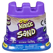 Kinetic Sand Container - Blue