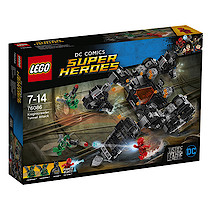 LEGO DC Comics Super Heroes Knightcrawler Tunnel Attack 76086