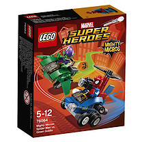 LEGO Super Heroes Mighty Micros: Spider-Man vs. Green Goblin - 76064
